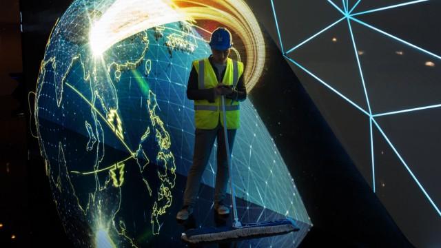 Zukunft der Arbeit Digitale Tagelöhner