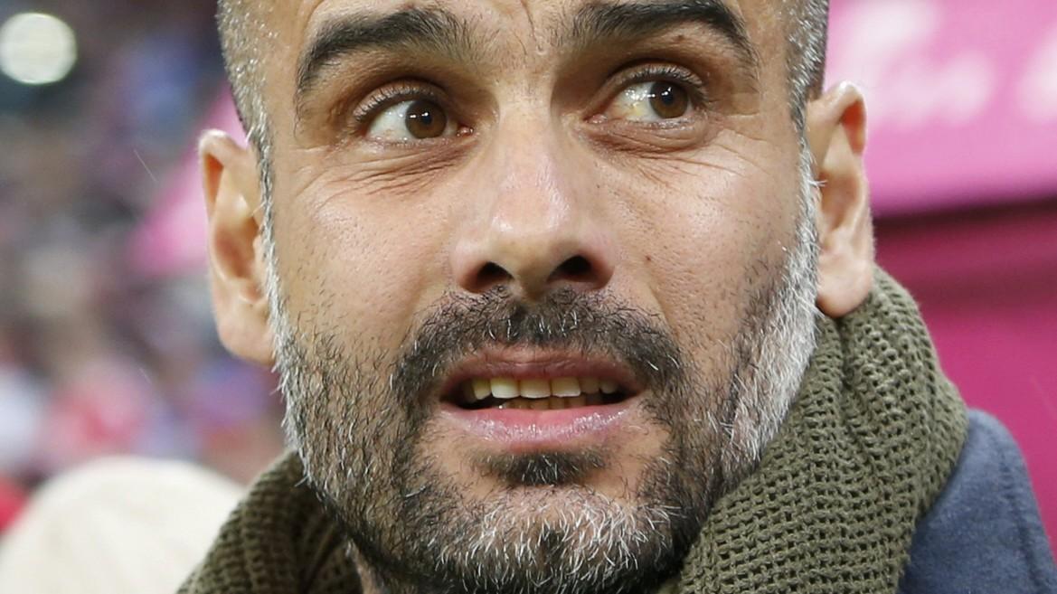 Guardiola will Vertrag erfüllen