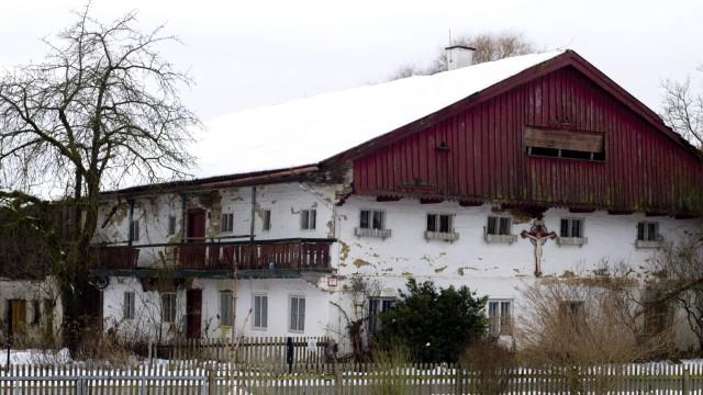 Bödldorf in der Gemeinde Kröning, 2015