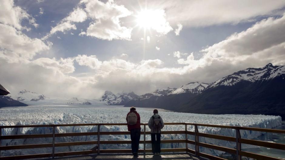 Pertio-Moreno-Gletscher in Argentinien