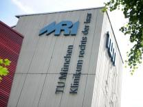 Klinikum Rechts der Isar in München, 2014