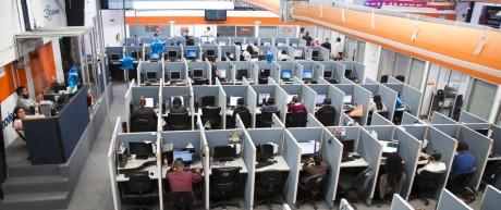 Callcenter Die Recherche