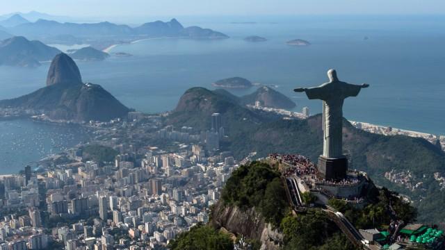Sport Olympia-Stadt Rio de Janeiro