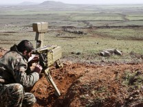 Syrian army makes gains around Daraa