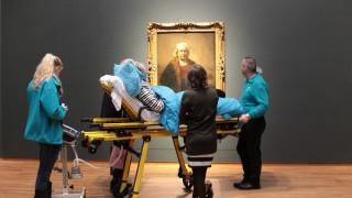 Todkranke Rijksmuseum
