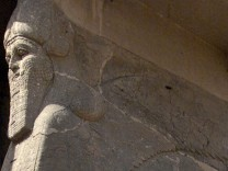 IRAQ-ARCHAEOLOGY-NIMRUD
