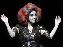 Sängerin Björk
