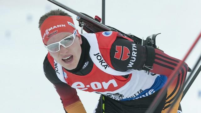 IBU World championships Biathlon