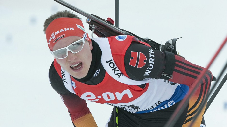 IBU World championships Biathlon