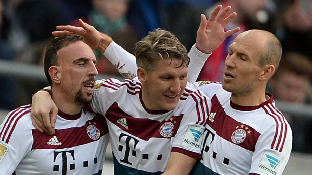 Glücklicher Sieg für seltsame Bayern