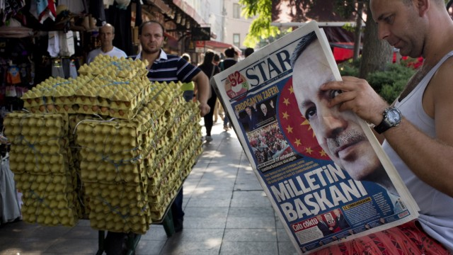 Pressefreiheit Medien in der Türkei
