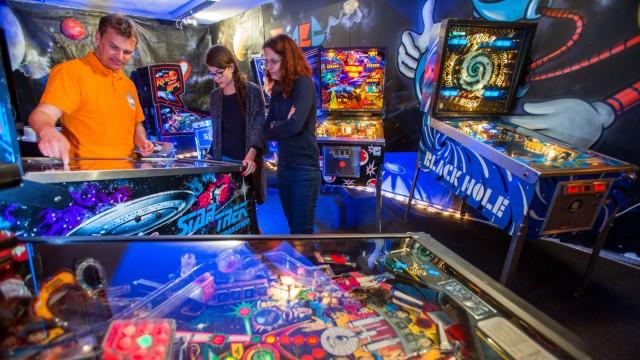 Flippermuseum pflegt alte Spielekultur