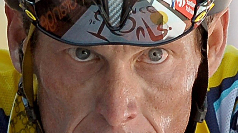 Doping-Skandale im Radsport -  Armstrong