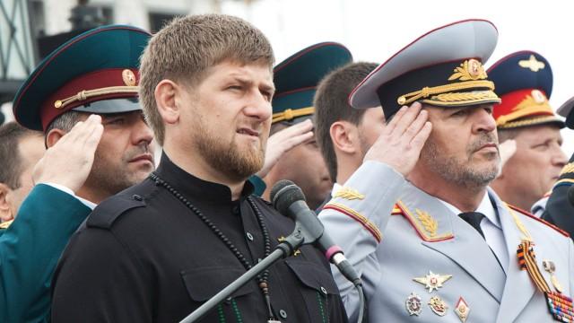 Wladimir Putin Tschetschenische Spur im Fall Nemzow