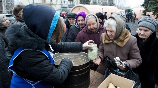 Krieg in der Ukraine Wirtschaft in der Ukraine