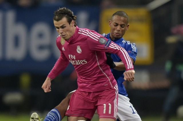 Eric Maxim Choupo-Moting, Gareth Bale