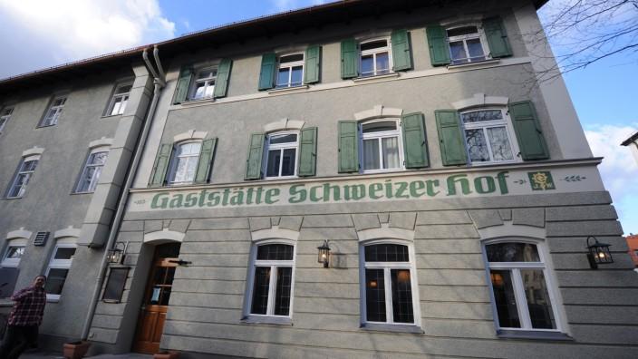 Essen In Pasing Wirtshaus Schweizer Hof Munchen Sz De
