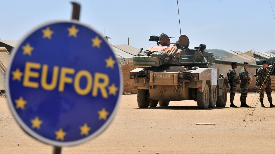 CHAD-EUFOR-MINURCAT-FRANCE-FILE
