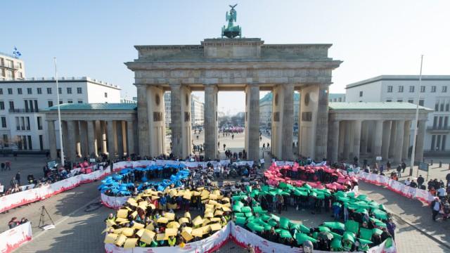 Berliner Olympia-Unterstützer