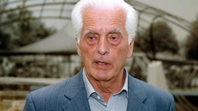 Architekt Frei Otto gestorben