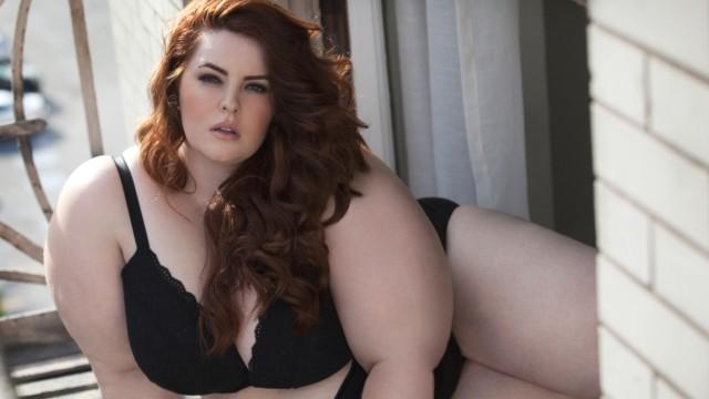 Schönheit Models jenseits der Norm