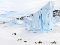 Bildbände zu den Pol-Regionen Arktis Antarktis