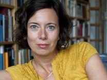 Eva Menasse, österreichische Autorin; Eva Menasse