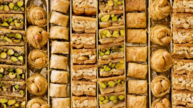 Syrische Rezepte von Malekah Jazmati - Stil - Süddeutsche.de