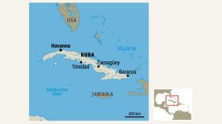 Kuba Kuba-Tourismus im Wandel