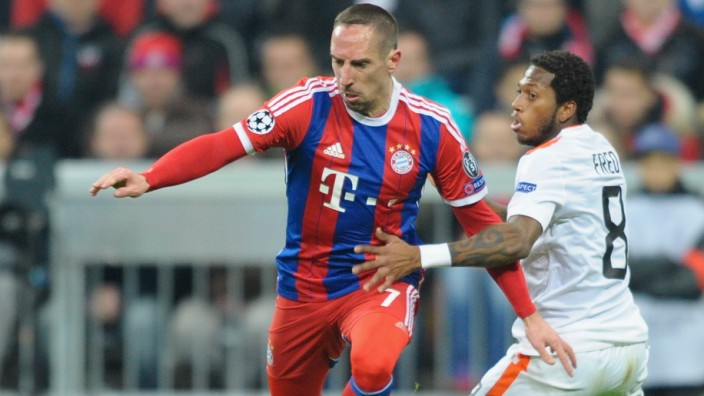 TEST  FC Bayern Muenchen v FC Shakhtar Donetsk - UEFA Champions League Round of 16
