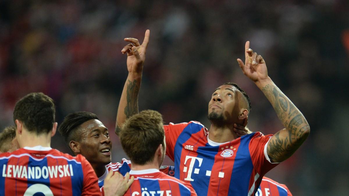 Bayern spaziert, Ribéry humpelt