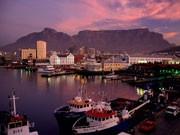 Kapstadt mit dem Tafelberg in Südafrika Foto: ddp