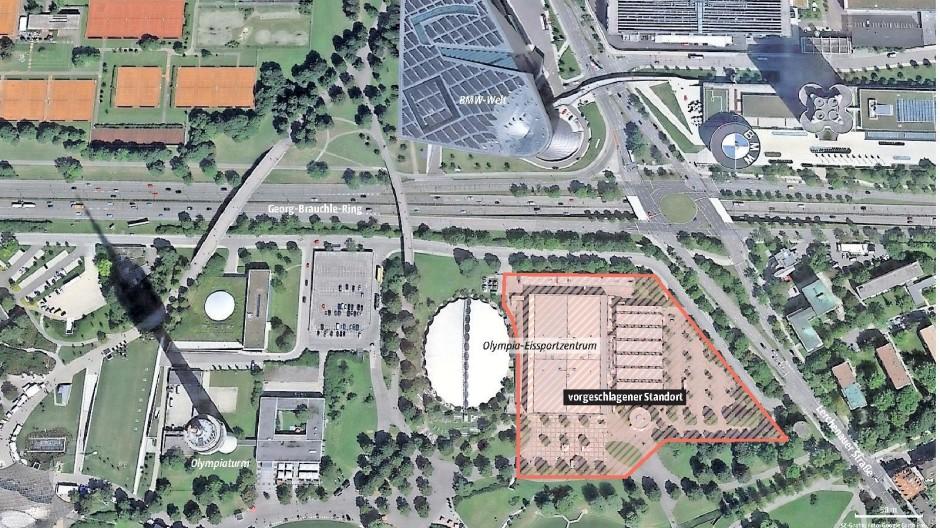 Konzertsaal-Debatte Standort für möglichen Konzertsaal