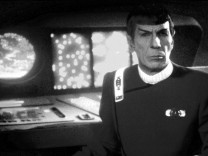 Leonard Nimoy als Mr. Spock/Star Trek