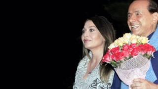 Silvio Berlusconi & seine Veronica