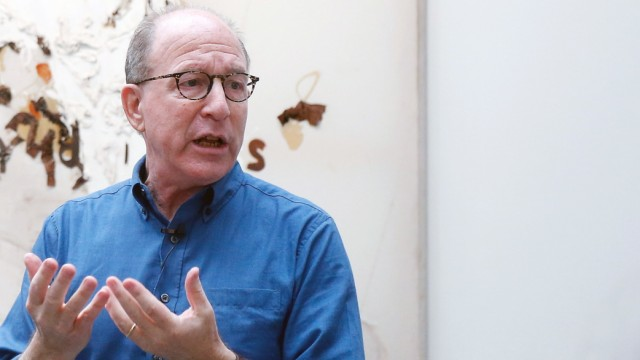 Vulture Festival Persol Artist Tour With Jerry Saltz