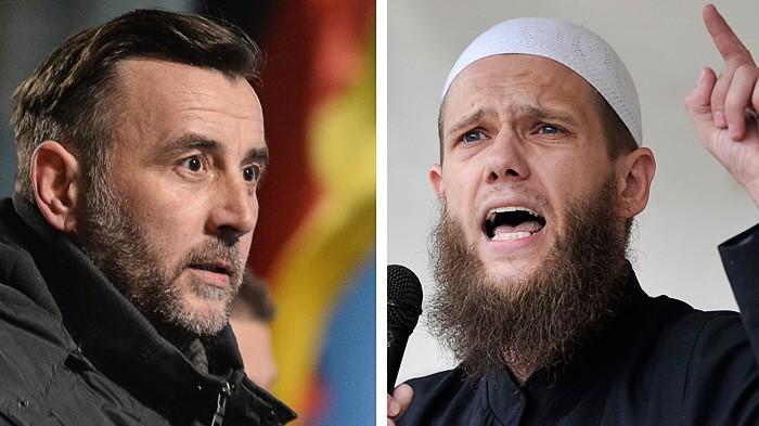 Pegida Salafisten, Pegida, Hooligans und Antifa in Wuppertal