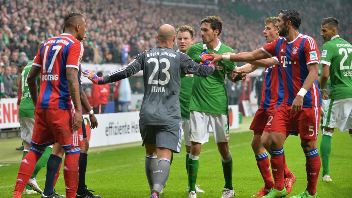 Überall lauert der Bayern-Bonus