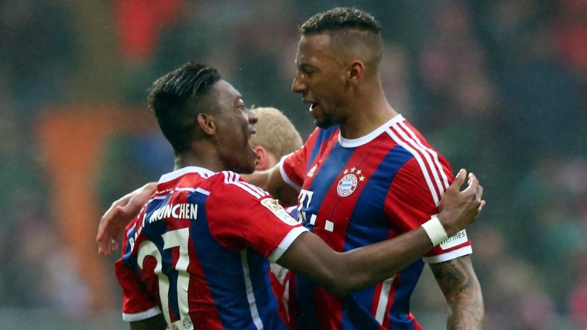 FC Bayern lässt nur 100 Sekunden Spannung zu