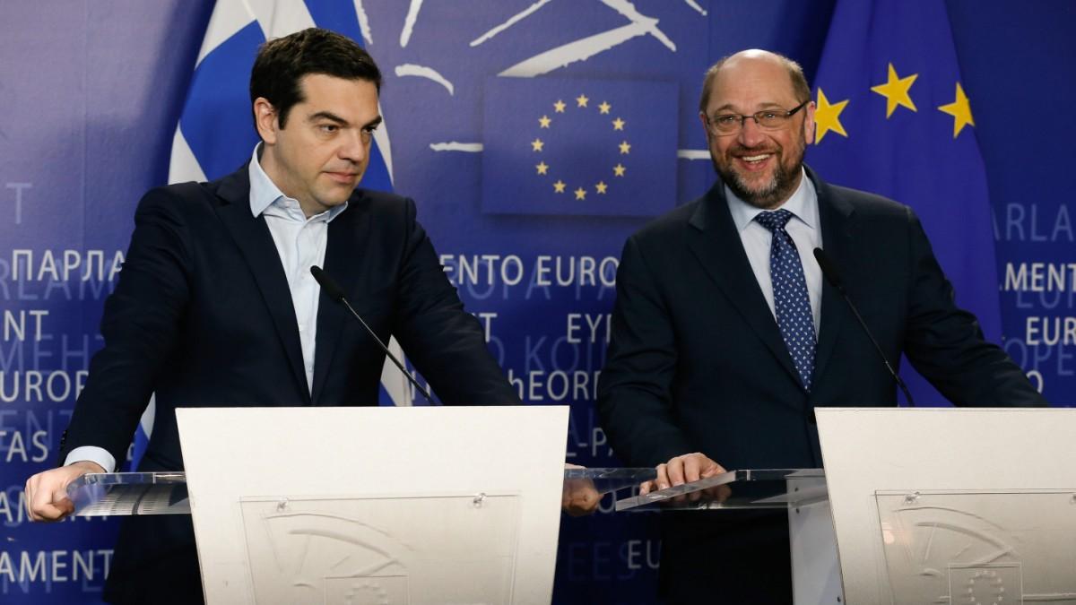 Kammenos giftet - Schulz schlägt zurück