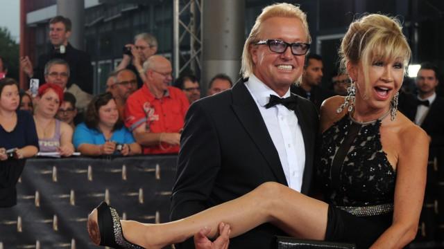 Deutscher Fernsehpreis - Roter Teppich