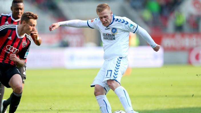 FC Ingolstadt v Karlsruher SC  - 2. Bundesliga