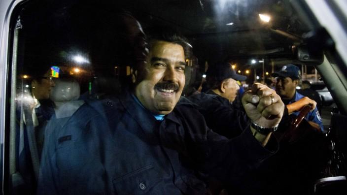 Nicolas Maduro, Daniel Ortega