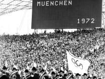 Eröffnung der XX. Olympischen Spiele in München 1972