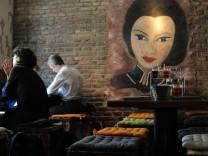 """Restaurant """"Madame Hu"""" in München, 2015"""