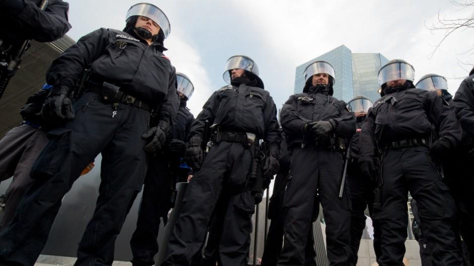 Blockupy-Demonstration