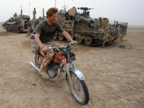 From the Files: Prince Harry the Soldier