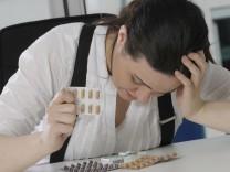 Medikamente am Arbeitsplatz
