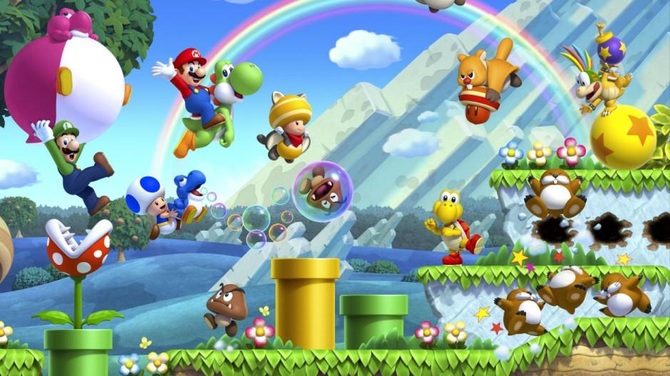 Computerspiele Strategiewechsel bei Nintendo