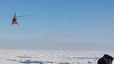 Zum Nordpol und zurück (IX)